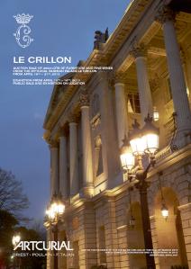The Auction at the Hotel Crillon April, 2013 Paris.